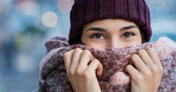 Ποια προβλήματα προκαλεί στα μάτια το κρύο