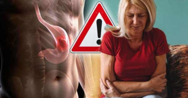 """Καρκίνος του στομάχου: Τα συμπτώματα που μπερδεύουμε σαν """"κάτι περαστικό""""!!!"""