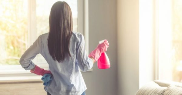 8 Τρόποι για να Έχετε Πάντα Καθαρό Σπίτι Χωρίς Καμιά Προσπάθεια!