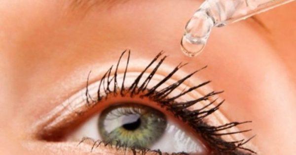 Ξηροφθαλμία και άλλα συμπτώματα συνδέονται με…