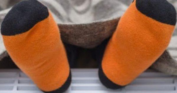 Εννιά τρόποι για να ζεστάνετε το υπνοδωμάτιο χωρίς να ανοίξετε θέρμανση