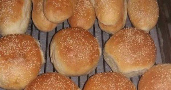 Ψωμάκια  για σάντουιτς ή χαμπουργκερ !!!