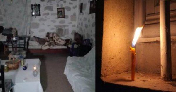 Κρήτη: Πέθανε 66χρονος καρκινοπαθής που ζούσε από το 2010 χωρίς ρεύμα και νερό