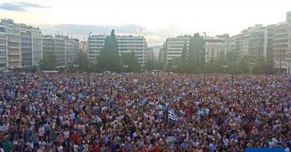 Είναι οριστικό με ανακοίνωση το συλλαλητήριο για τη Μακεδονία στην Αθήνα