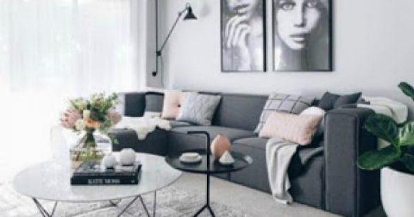 Καθιστικό: Να τι πρέπει να κάνετε για να μην ακουμπάνε οι καναπέδες στον τοίχο;