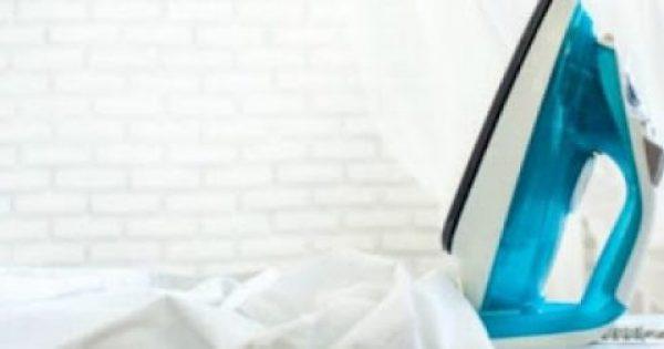 Τρεις τρόποι για να καθαρίσετε την μαυρισμένη πλάκα από το σίδερο