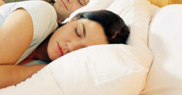 Είστε άνω των 40; Να γιατί πρέπει να κοιμάστε καλά…