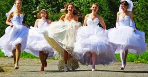 """Ξερετε πώς βγήκε η φράση """"Άλλος πλήρωσε τη νύφη"""";"""