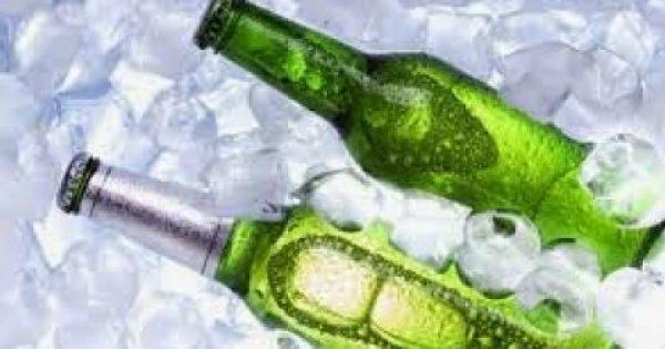 Μπύρα και αλάτι μετά το τρέξιμο;