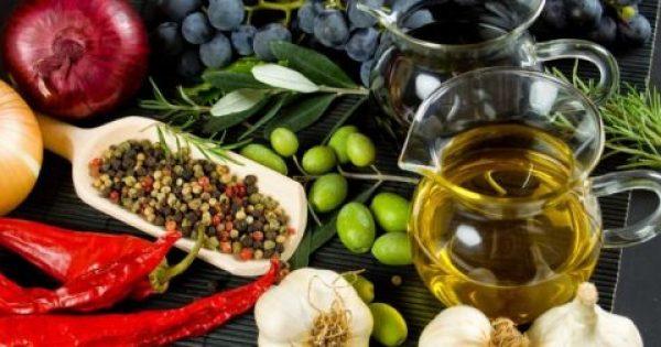 Η μεσογειακή διατροφή «κλειδί» για μία επιτυχημένη εξωσωματική γονιμοποίηση