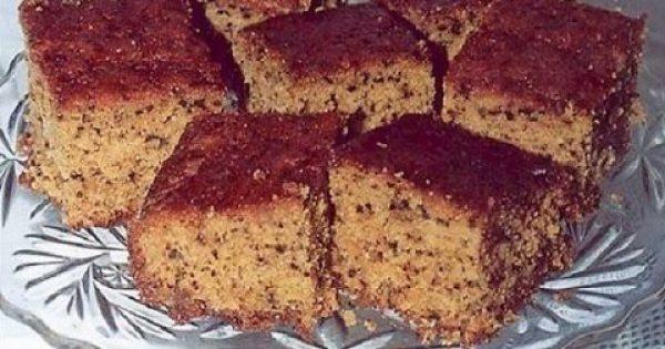 Το λένε μελαχρινό και φτωχό και είναι το πιο νόστιμο νηστίσιμο γλυκάκι!