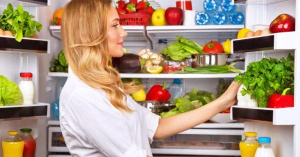 Αυτή Είναι η Σωστή Θέση του Κάθε Τροφίμου στο Ψυγείο!