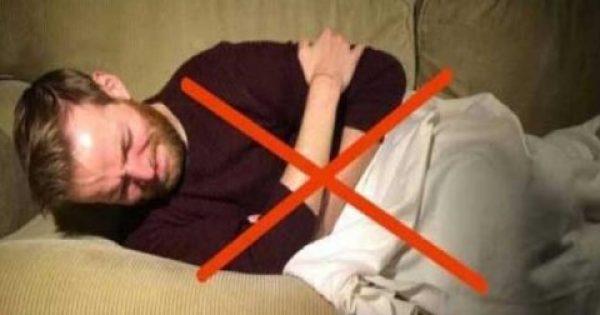 Μήπως όταν κοιμάστε, ξαπλώνετε από την δεξιά πλευρά; Τεράστιο Λάθος! Δείτε γιατί πρέπει να το σταματήσετε Αμέσως!