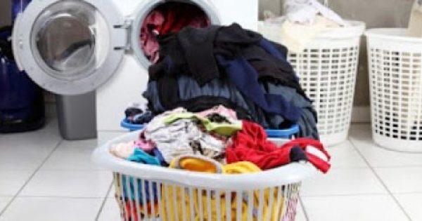 Τέσσερις χρήσιμες συμβουλές για το πλύσιμο των ρούχων