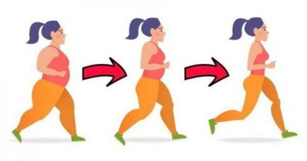 Θεαματικά αποτελέσματα: Τι αλλάζει στο σώμα σου όταν περπατάς 5 λεπτά την ημέρα