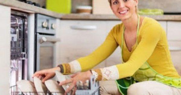 Τρία συνηθισμένα λάθη που κάνουμε με το πλυντήριο των πιάτων