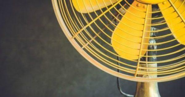 Με ΑΥΤΟ το Πανέξυπνο Τρικ ο Ανεμιστήρας θα Λειτουργήσει σαν Κλιματιστικό