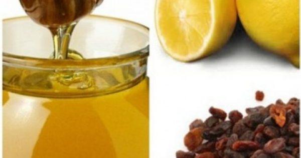 Πώς οι σταφίδες, το λεμόνι και το μέλι θα εξαφανίσουν τις… πανάδες σας!