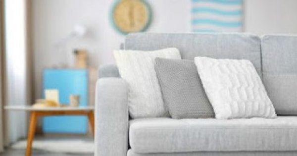 Υπόθεση καναπές: Διατηρήστε τον σαν καινούριο για πάντα με αυτά τα tips