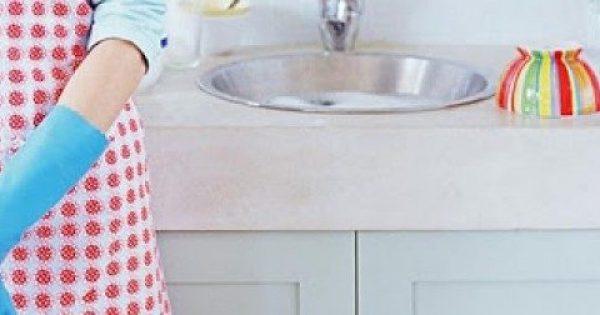 Έξυπνες λύσεις για την οργάνωση και το καθάρισμα της κουζίνας…