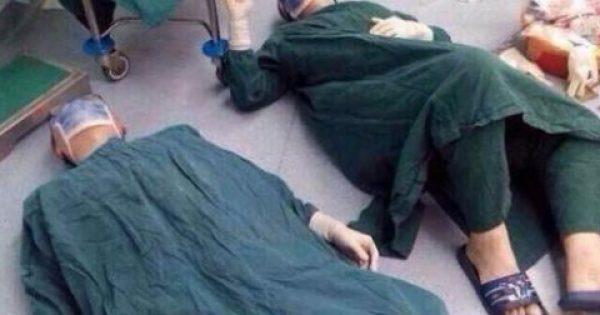Η επέμβαση των 32 ωρών στον εγκέφαλο ασθενούς – Οι χειρουργοί έπεσαν ξεροί στο πάτωμα στο τέλος της