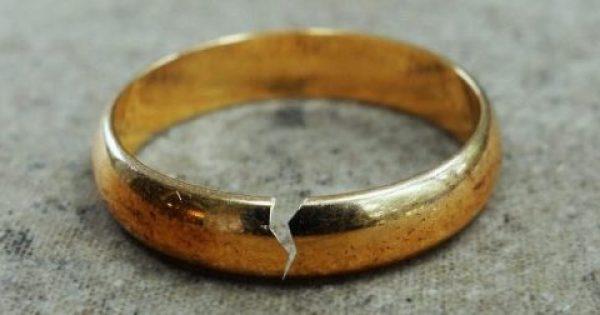 Μην παντρευτείτε ανήμερα του Αγίου Βαλεντίνου! Δείτε γιατί…