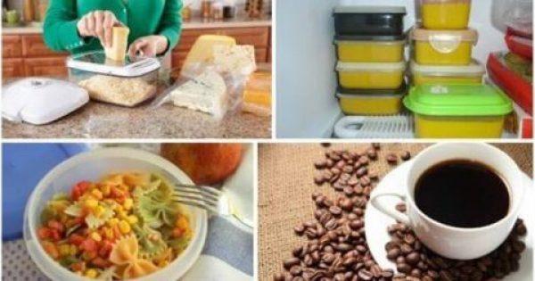 7 τροφές που δε θα πρέπει να αποθηκεύονται ποτέ σε πλαστικό