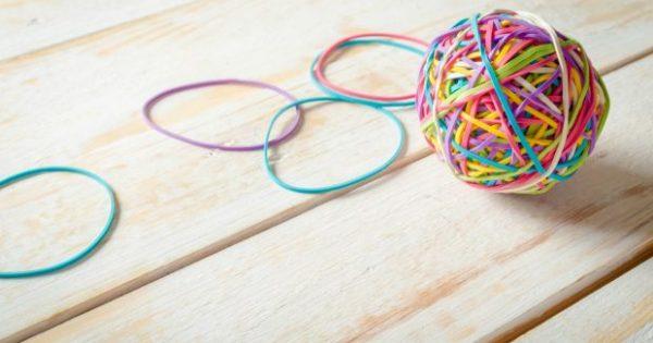 Λαστιχάκια: 11 Τρόποι να τα Χρησιμοποιήσετε Μέσα στο Σπίτι