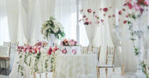Γάμος 2018: Υπάρχουν τάσεις στα λουλούδια;