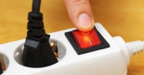Μικρά μυστικά για μεγάλη εξοικονόμηση ρεύματος – Τι πρέπει να κάνετε