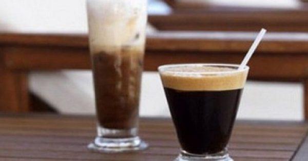 Ποιος είναι ο πιο επικίνδυνος καφές… Ελληνικός, Freddo Espresso ή Freddo Cappuccino;