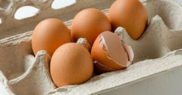 Πώς μπορείτε να αξιοποιείτε τα τσόφλια των αυγών