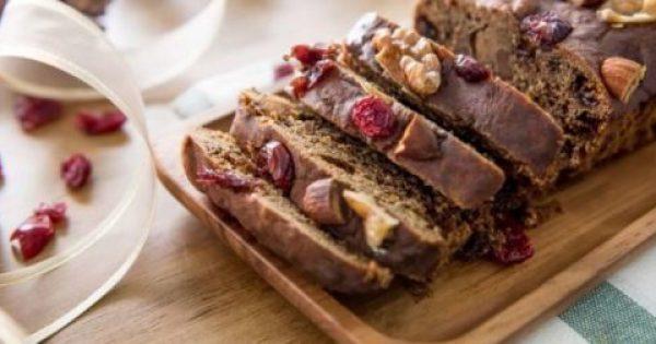 Νηστίσιμο και υγιεινό κέικ με ταχίνι από τον Στέλιο Παρλιάρο