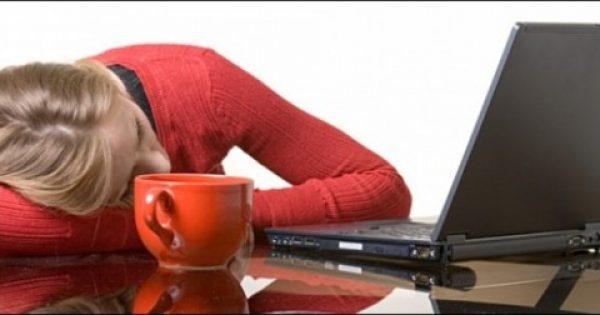 Ανεξήγητη κούραση: Από έλλειψη ύπνου μέχρι… καρδιοπάθεια (μάθετε να ξεχωρίζετε τα συμπτώματα)