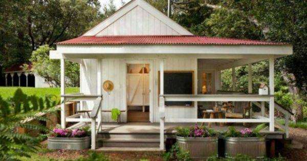 Δείτε ένα Υπέροχα Διακοσμημένο Σπίτι Μόλις… 25 τ.μ.