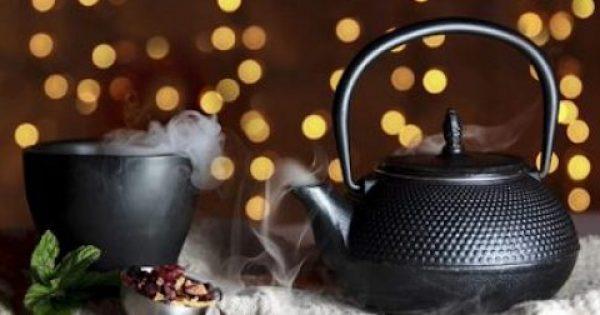 Προσοχή: Το ζεστό τσάι υπεύθυνο για τον καρκίνο του οισοφάγου σε καπνιστές και πότες