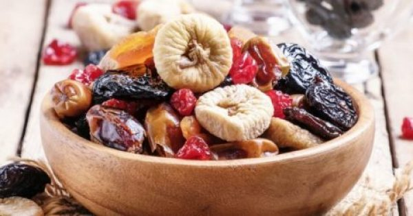 Ποια είναι τα αποξηραμένα φρούτα που πρέπει να αποφεύγεις-Είναι θερμιδικές βόμβες