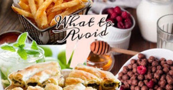 11+2 τροφές που ένας διαιτολόγος δεν θα έβαζε ποτέ στη διατροφή σου