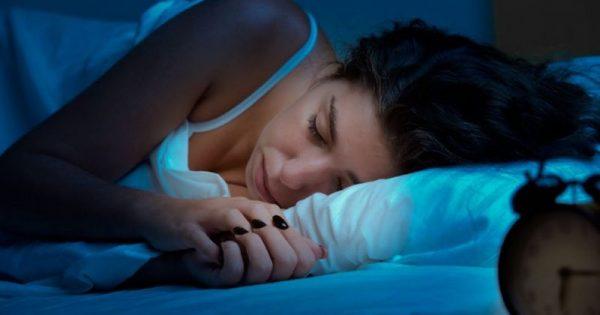 Αυτή η κακή συνήθεια στον ύπνο αυξάνει τον κίνδυνο κατάθλιψης!!!