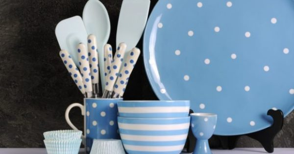 Μοναδικά Tips για να Ανακαινίσετε την Κουζίνα με Γαλάζιες Αποχρώσεις