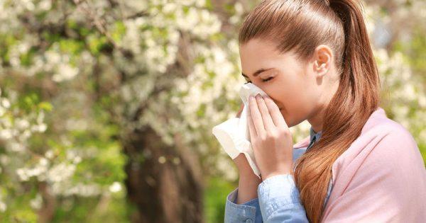 Ανοιξιάτικες αλλεργίες: Φυσικές λύσεις για το κάθε σύμπτωμα