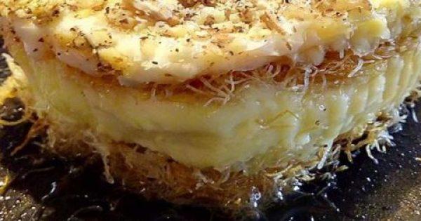 Εκπληκτική συνταγή: Σπέσιαλ εκμέκ με κρέμα και επικάλυψη γλάσο!