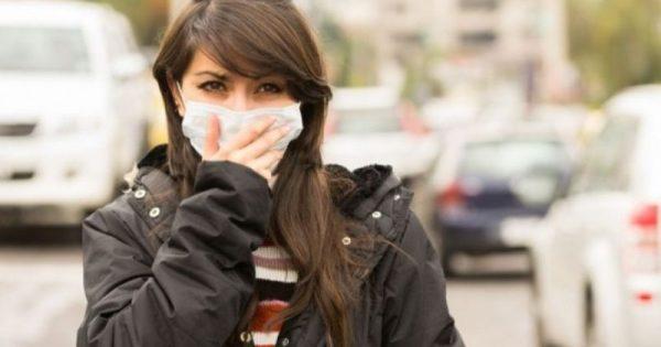 Αφρικανική σκόνη: Γιατί είναι επικίνδυνη για την υγεία, ποιοι ανήκουν στις ευπαθείς ομάδες!!!