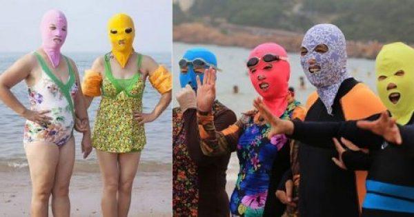 Φατσακίνι: Η νέα μόδα στα μαγιό που έχει ξετρελάνει τις γυναίκες στην Ασία