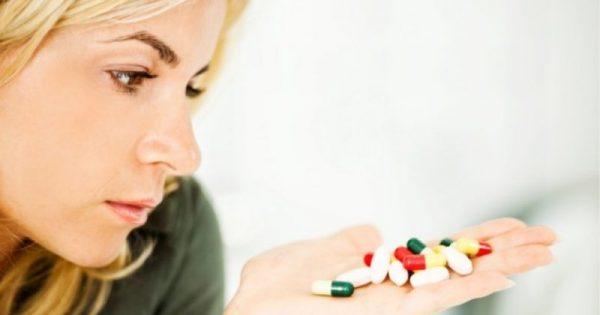 Παίρνουμε τα αντιβιοτικά… με τις χούφτες-Τι δείχνουν οι αριθμοί – Ποιοι οι κίνδυνοι!!!