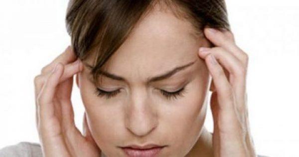 Προσοχή!Έχετε πονοκέφαλο στην αριστερή πλευρά: Τι σημαίνει και τι να κάνετε