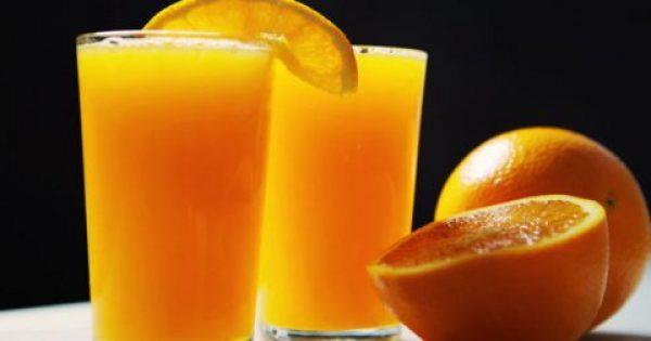 Πότε είναι η ιδανική ώρα για να πιεις ένα φρέσκο χυμό πορτοκάλι