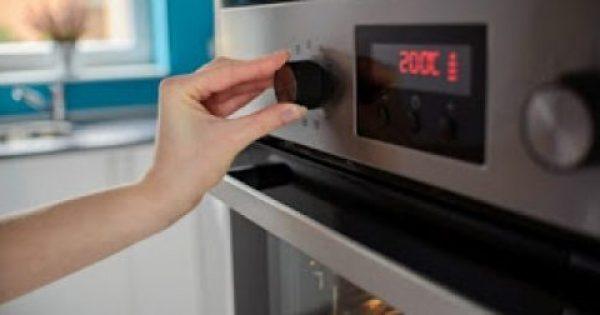 Πώς φεύγουν οι έντονες μυρωδιές από το φούρνο