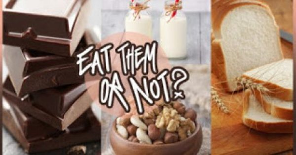 ΤΡΟΦΙΚΗ ΔΥΣΑΝΕΞΙΑ! Τι είναι; Σε ποια τρόφιμα μπορεί να την εμφανίσεις και τι μπορείς να κάνεις;