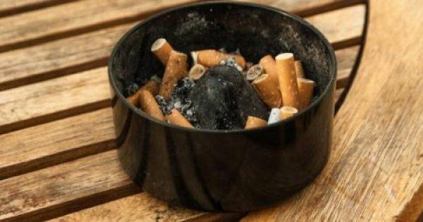 Αυτό είναι το απόλυτο tip… Πώς να μη μυρίζει το σπίτι σας τσιγαρίλα!